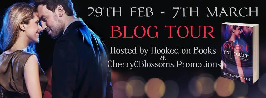 Blog Tour ~ Sweet Exposure ~ by ~ BethAshworth