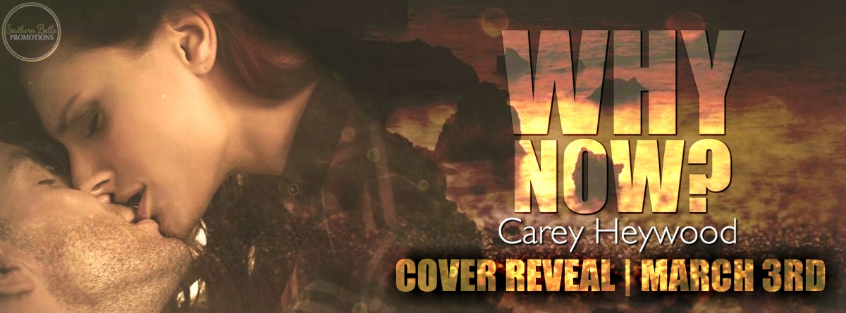 Cover Reveal ~ Why Now? ~ by ~ CareyHeywood