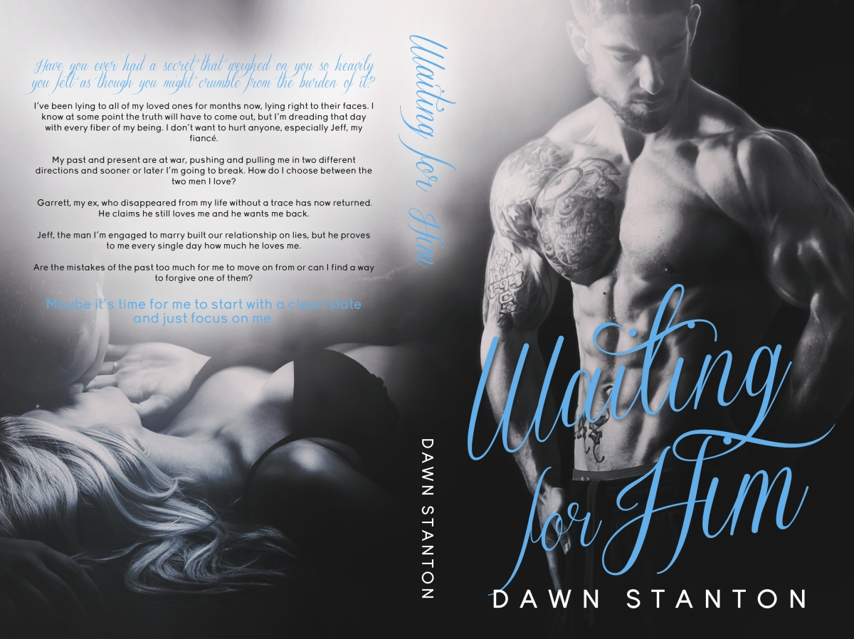 Pre – Release Boost ~ Waiting for Him ~ by ~ DawnStanton