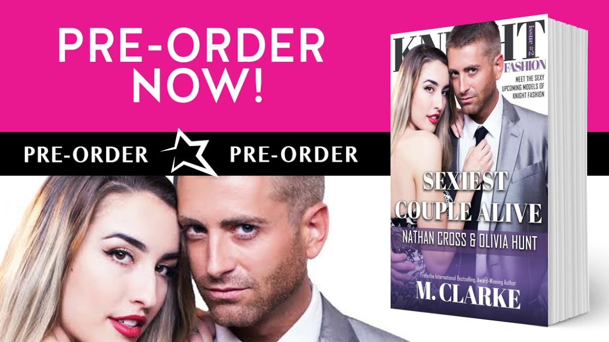 Excerpt Reveal ~ Sexiest Couple Alive ~ by ~ M.Clarke
