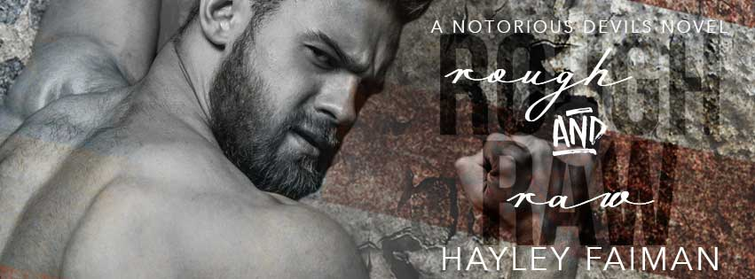 Amazon Review Tour ~ Rough & Raw ~ by ~ Hayley Faiman