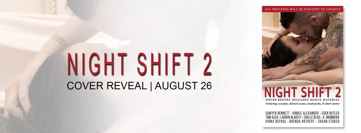 Cover Reveal ~ Night Shift 2