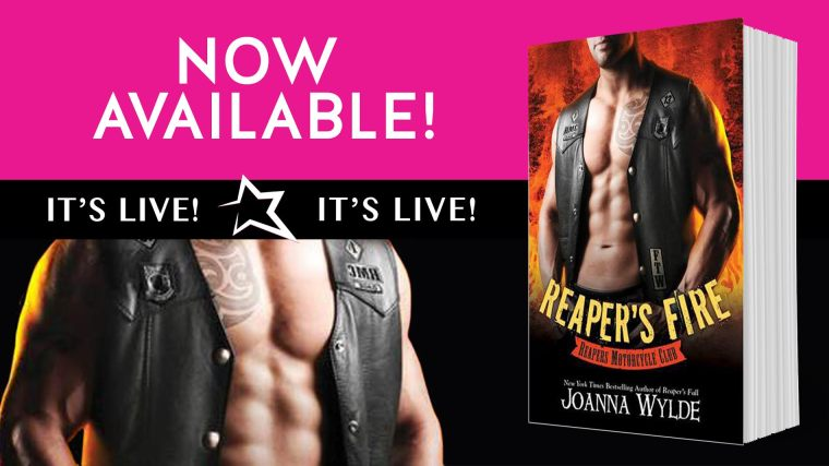 reaper's fire now available