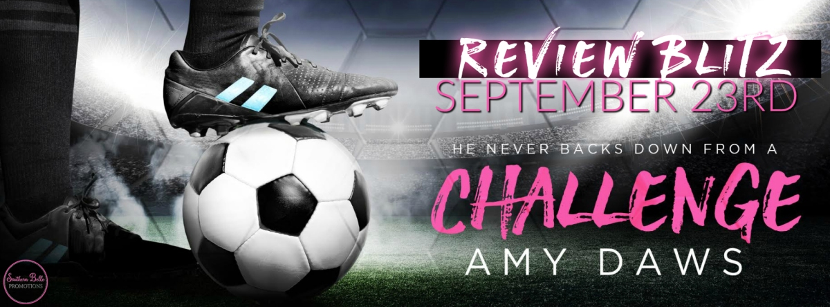 Review Blitz ~ Challenge ~ by ~ AmyDaws