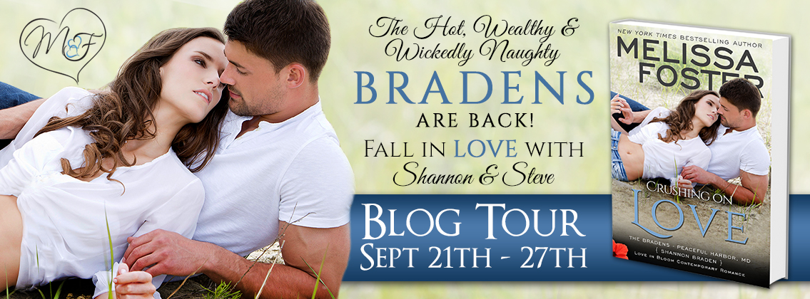 Blog Tour & Review ~ Crushing On Love ~ by ~ MelissaFoster