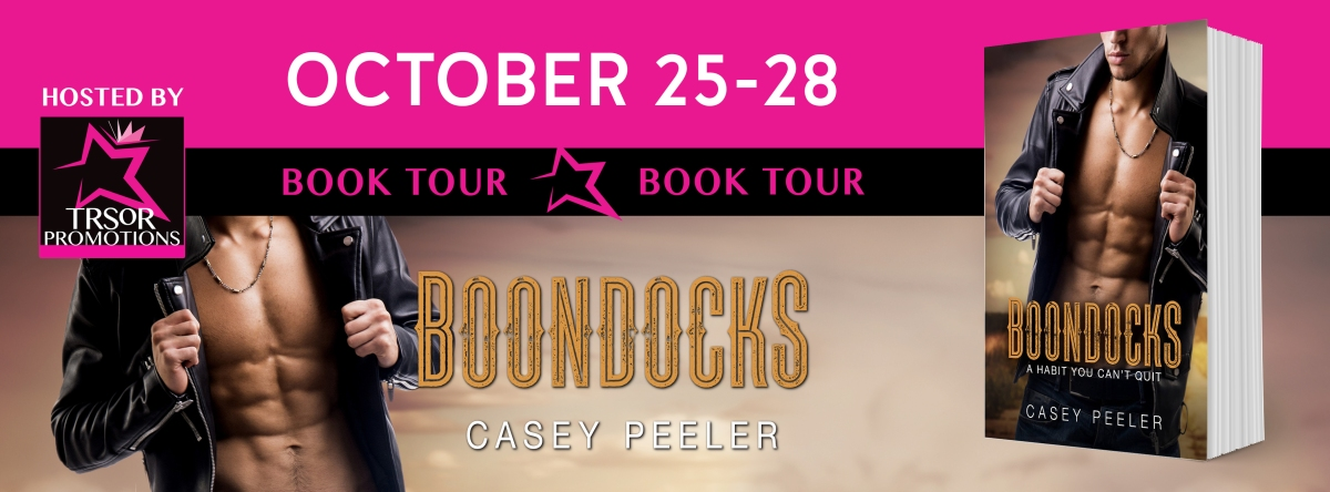 Book Tour & Review ~ Boondocks ~ by ~ CaseyPeeler