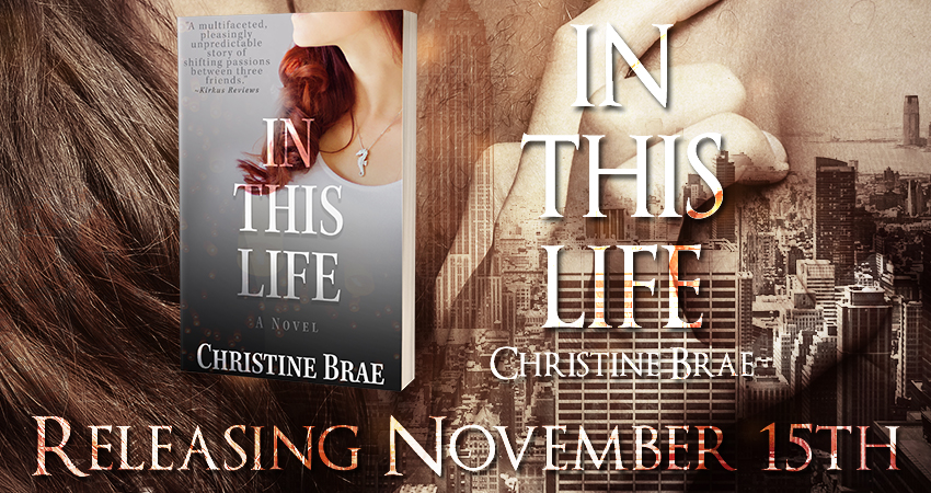 Surprise Cover Reveal ~ In This Life ~ by ~ Christine Brae