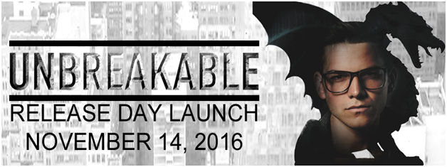 Release Day Launch ~ Unbreakable ~ by ~ Kallie Ross