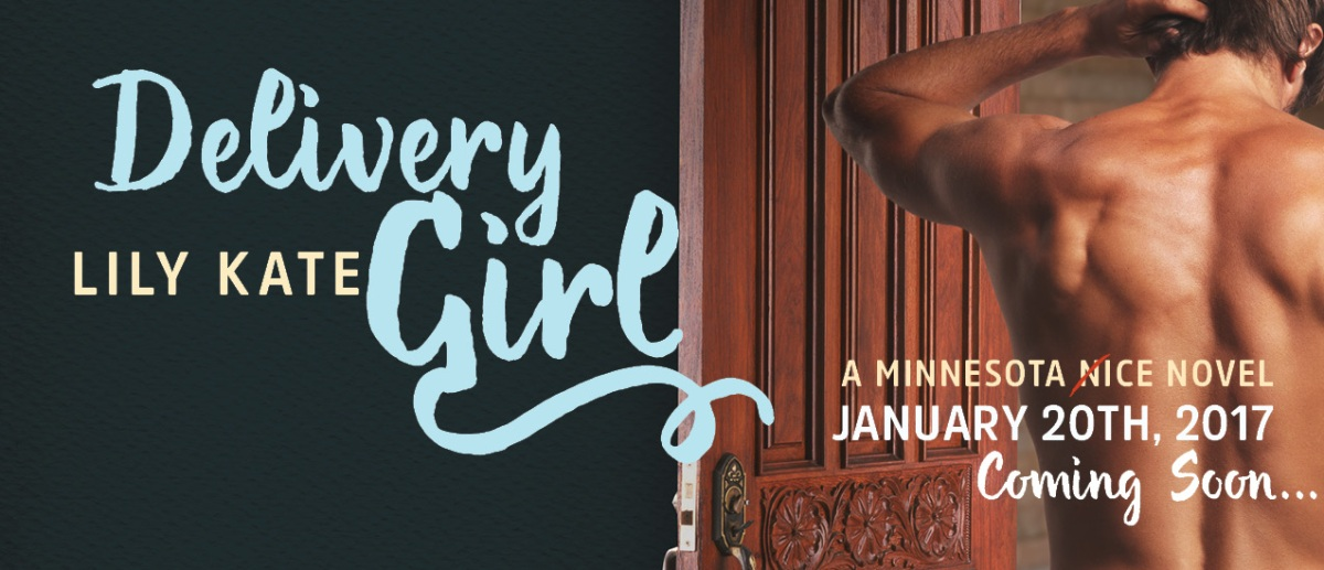 Release Day Blitz & Review ~ Delivery Girl ~ by ~ LilyKate