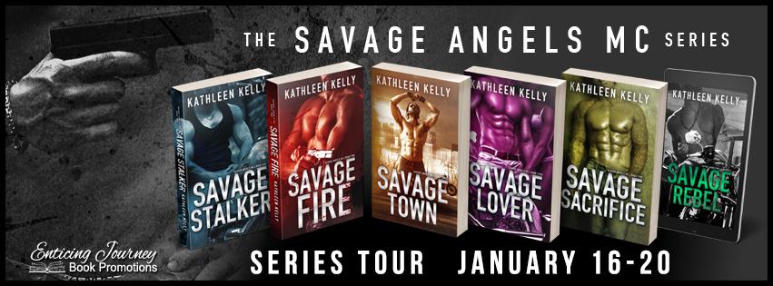 Series Tour ~ Savage Angels MC ~ by ~ KathleenKelly