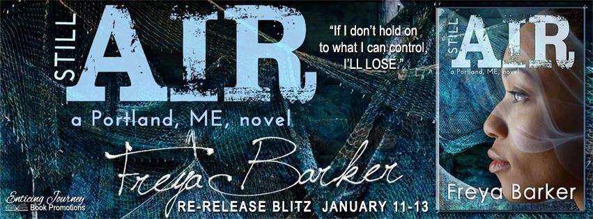 Re-Release Blitz ~ Still Air ~ by ~ FreyaBarker