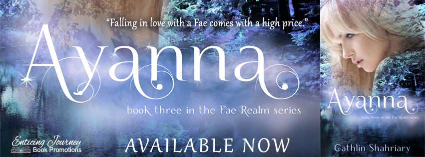 Release Blitz ~ Ayanna ~ by ~ CathlinShahriary
