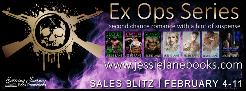 Sales Blitz ~ Ex Ops Series ~ by ~ JessieLane