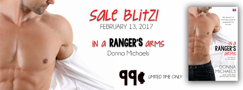 Sales Blitz ~ In A Ranger's Arms ~ by ~ DonnaMichaels