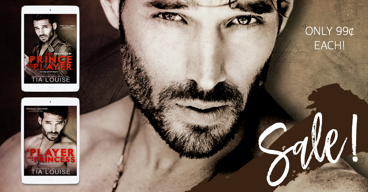 Release Blitz ~ The Prince and The Player & A Player for a Princess ~ by ~ TiaLouise