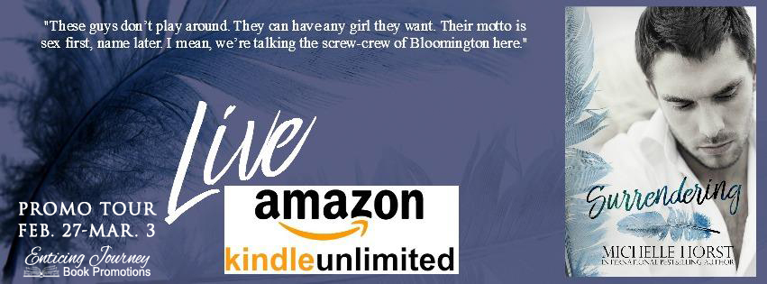 Promo Tour ~ Surrendering ~ by ~ MichelleHorst
