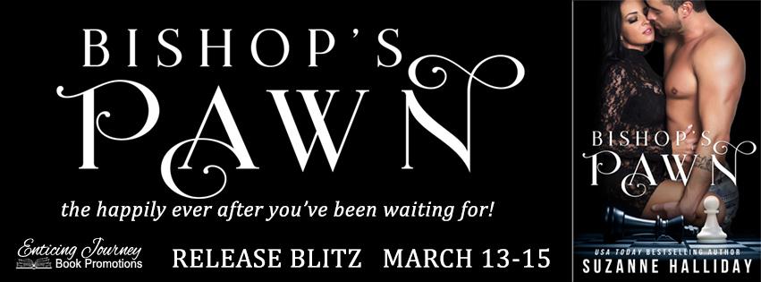 Release Blitz ~ Bishop's Pawn ~ by ~ SuzanneHalliday