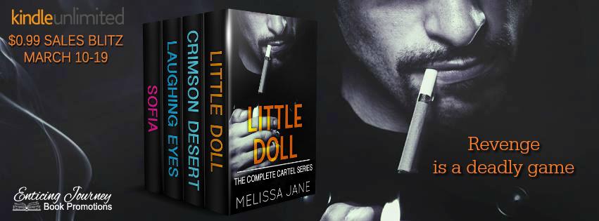 Sales Blitz ~ Little Doll: The Complete Cartel Series ~ by ~ MelissaJane