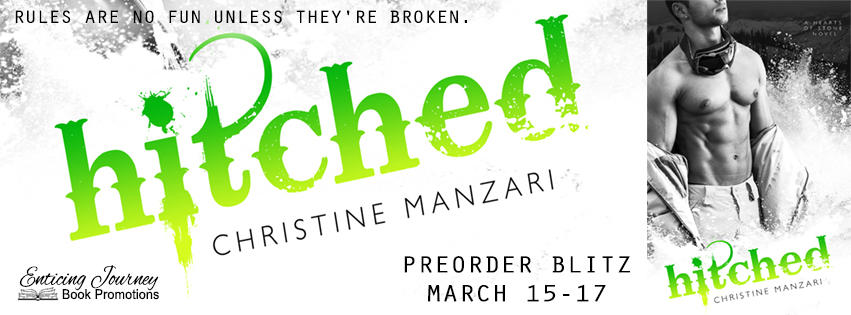 Pre-Order Blitz ~ Hitched ~ by ~ ChristineManzari