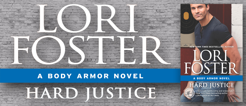 Release Blitz & Review ~ Hard Justice ~ by ~ LoriFoster