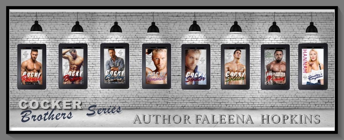 Release Blitz ~ Cocky Senator's Daughter ~ by ~ FaleenaHopkins