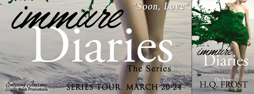 Series Tour ~ The Immure Diaries ~ by ~ H.Q. Frost