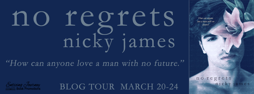 Blog Tour ~ No Regrets ~ by ~ NickyJames