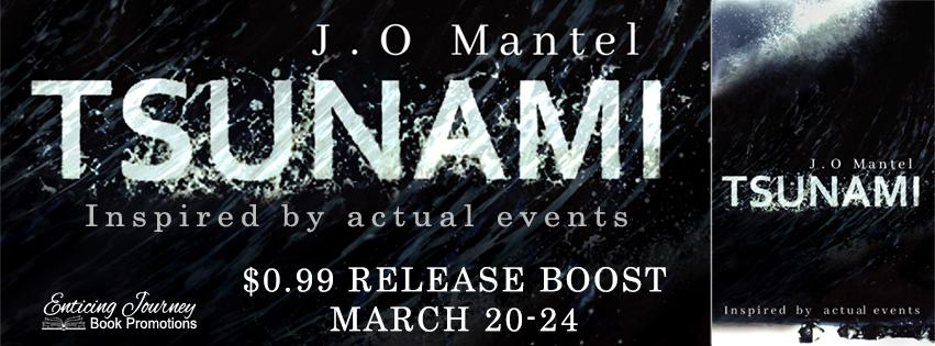 Release Boost ~ Tsunami ~ by ~ J.O.Mantel