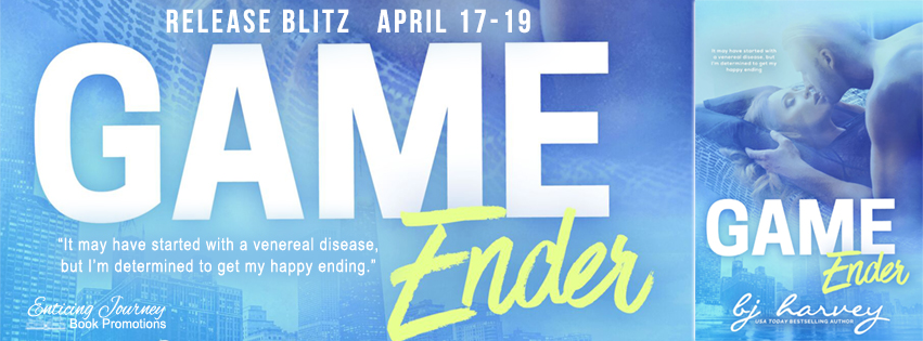 Release Blitz & Review ~ Game Ender ~ by ~ BJHarvey