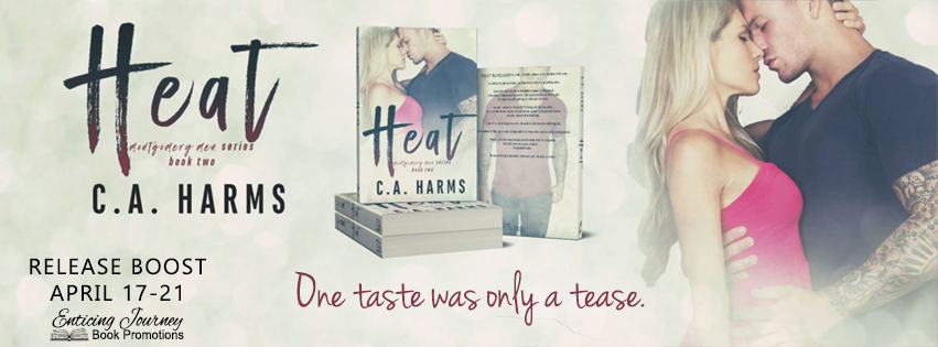 Release Boost ~ Heat ~ by ~ C.A.Harms