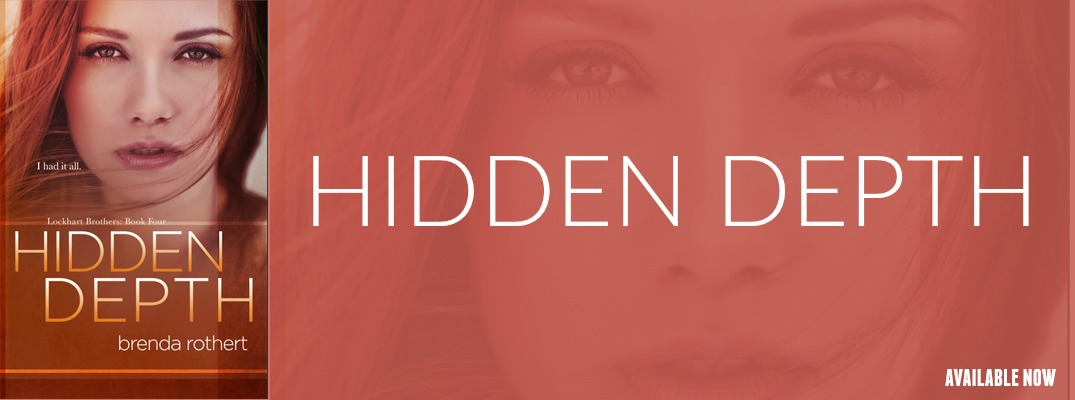 Release Blitz ~ Hidden Depth ~ by ~ Brenda Rothert