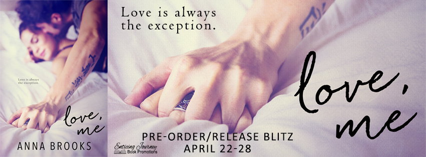 Pre-Order Blitz ~ Love, Me ~ by ~ Anna Brooks