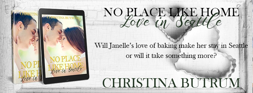 Blog Tour ~ There's No Place Like Home: Love in Seattle ~ by ~ Christina Butrum