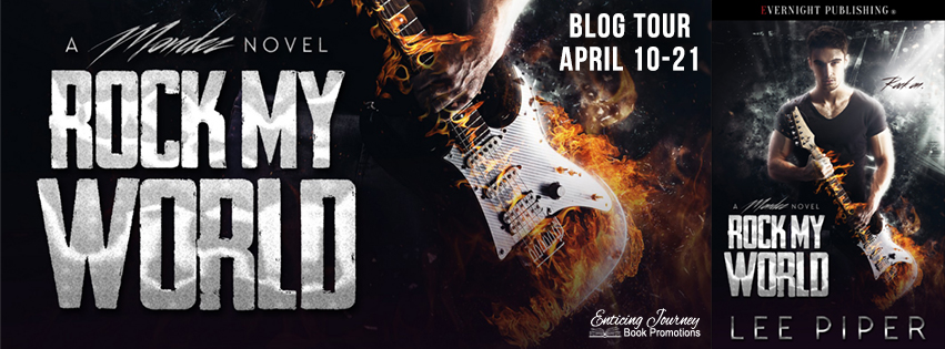 Blog Tour & Review ~ Rock My World ~ by ~ Lee Piper