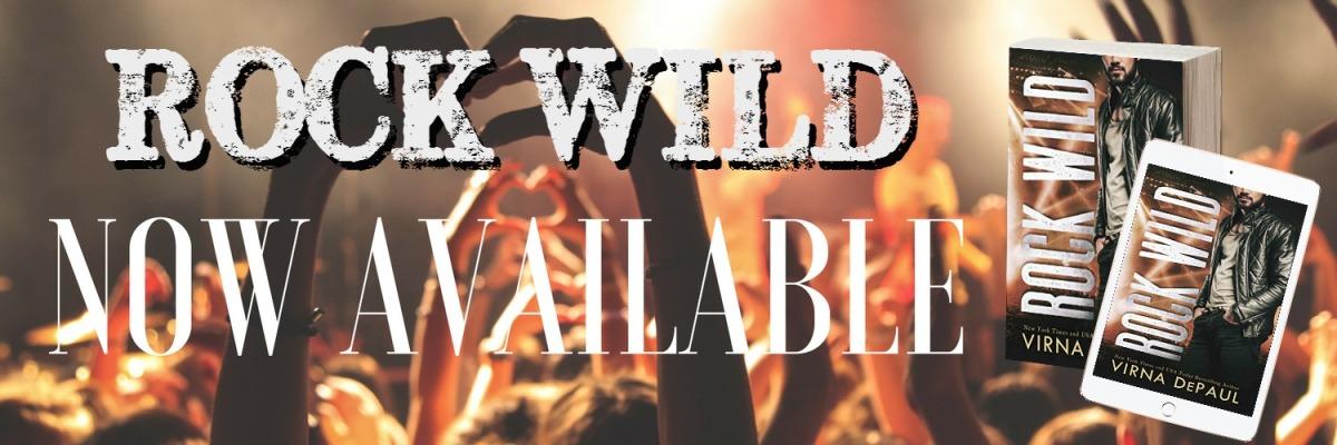 Release Blitz & Review ~ Rock Wild ~ by ~ VirnaDePaul