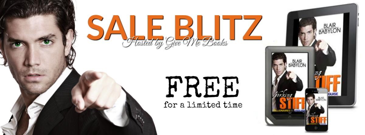 Sales Blitz ~ Working Stiff ~ by ~ BlairBabylon